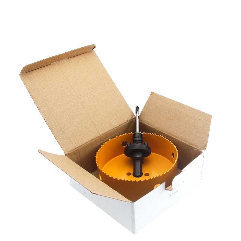 sourcing map coupe scie cloche HSS BI-M/étal 2.4 pouce 61mm M43 pour scie coupe de tuyaux