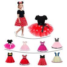 Красное рождественское платье костюм для девочек Детские платья для девочек, платье с Санта Клаусом, детская праздничная одежда, рождественский подарок, праздничная одежда, 8 лет