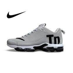 Оригинальные мужские беговые кроссовки NIKE AIR MAX PLUS TN, нескользящие спортивные легкие спортивные кроссовки, Новое поступление