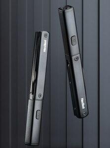 Image 3 - NEXTOOL 3 in 1 قلم بمصباح يدوي صغير التكتيكية EDC 2 طرق Type C شحن مصباح ليد جيب مع مقص سكين للفرد