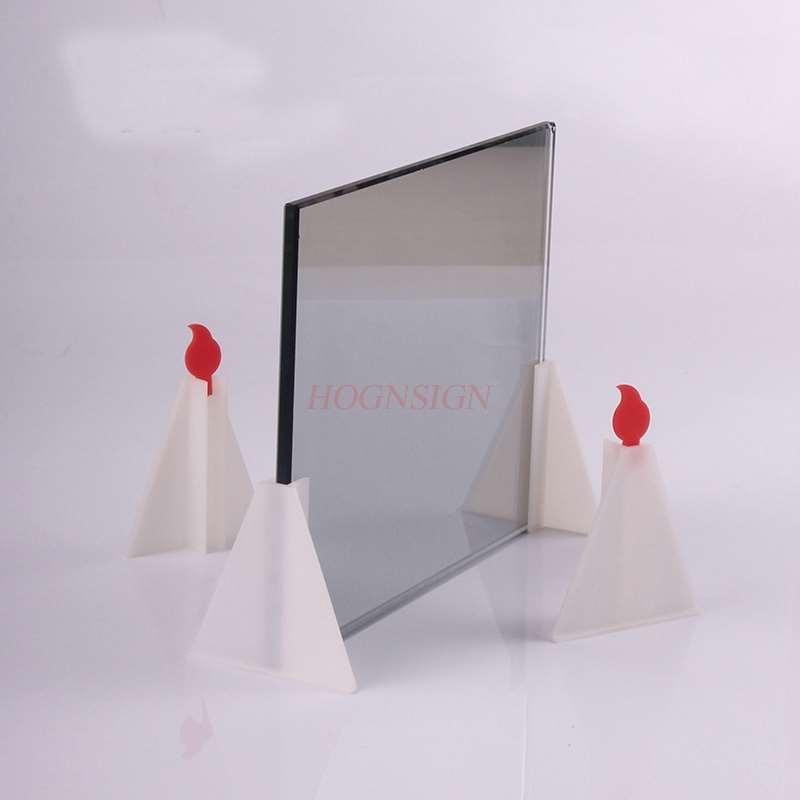 Plane Mirror Imaging Experiment Equipment Semi-reflective Mirror Physical Optics Experimental Instrument Teaching Aids