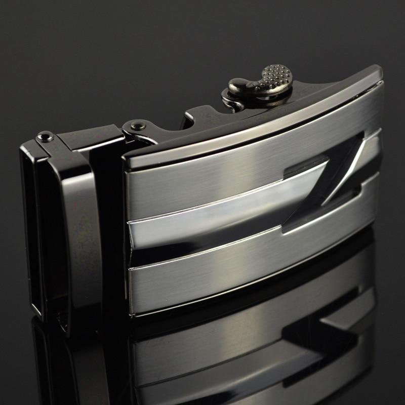 Genuine Men's Belt Head, Belt Buckle,Leisure Belt Head Business Accessories Automatic Buckle Width 3.5CM Luxury Fashion LY187823