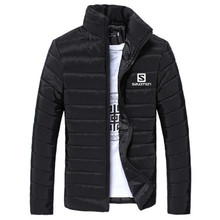 2019 New Winter Jackets Parka Men Autumn Winter Warm Outwear Brand Sli