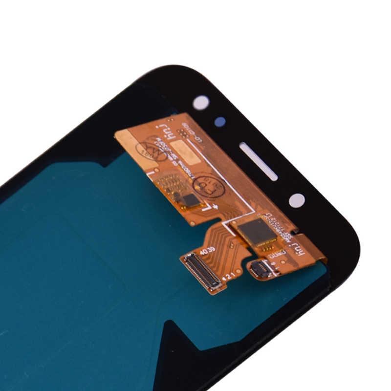 شاشة LCD Super Amoled لهاتف سامسونغ غلاكسي, سامسونغ غلاكسي J7 برو ، 2017 J730 و J730F ، شاشة تعمل باللمس
