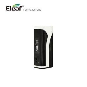 Image 4 - 원래 Eleaf iKuu i80 배터리 3000mAh 내장 배터리 출력 80W 와트 VW/바이 패스/TC 모드 전자 담배
