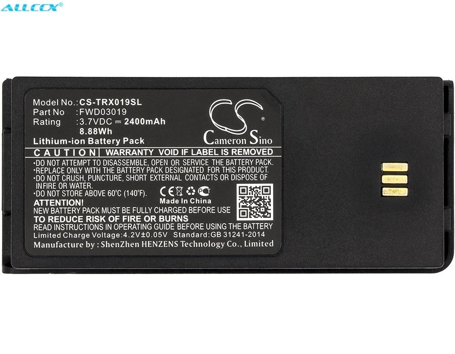 Cameron Sino 2400mAh Battery FWD03019  TH 01 XT5 for Thuraya XT Dual|Digital Batteries| |  - title=