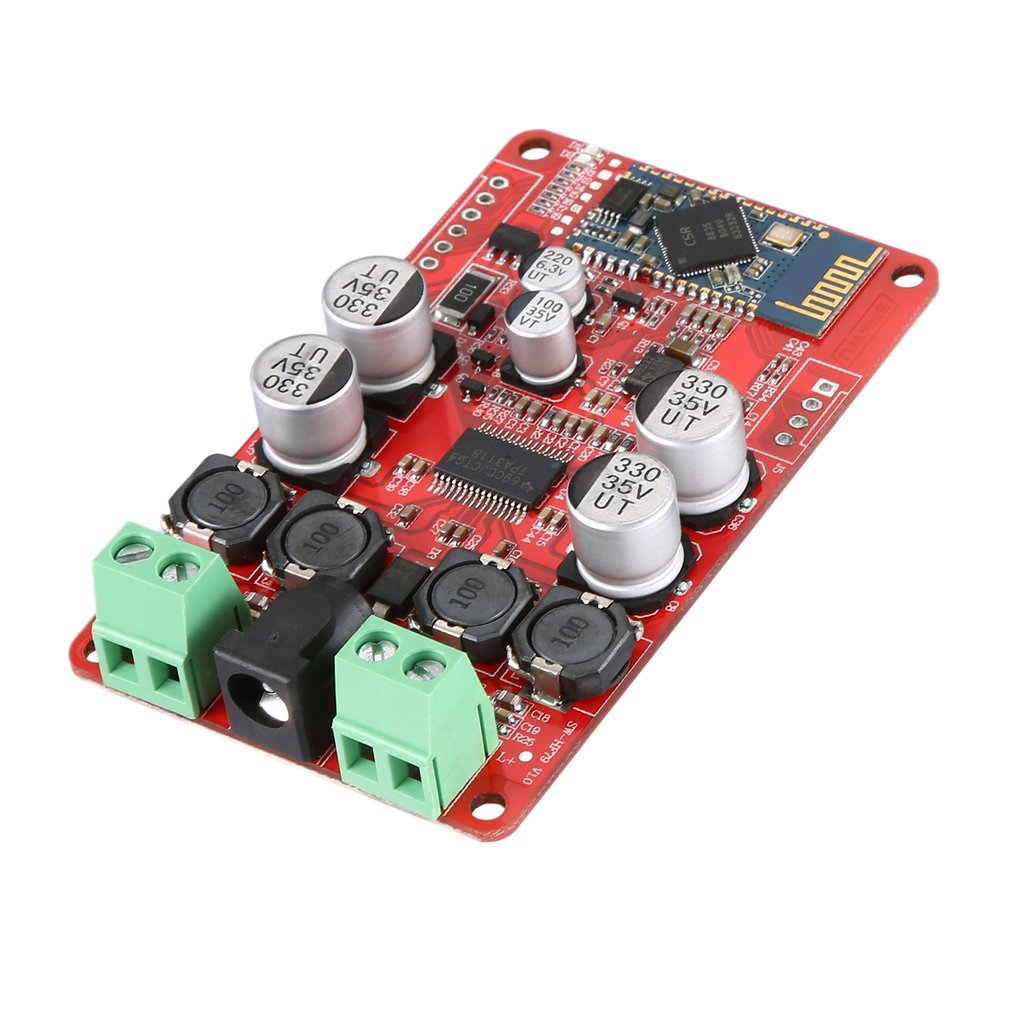 TPA3110 Power Amplifier Board High Power Digital Power Amplifier Board 2X15W Two Channel HF82 Durable