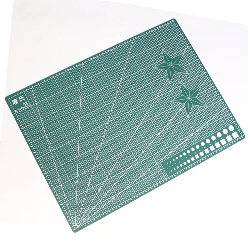 A2/A3/A4/A5 Double-Sided PVC Cutting Mat Durable Self-healing Cut Pad Patchwork Tools Handmade DIY Accessory Cutting Plate