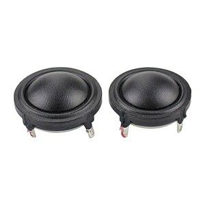 Image 3 - GHXAMP 1.5 inch 37mm Dome Silk Tweeter Neodymium 25 core Sound Absorbing Cotton 4Ohm 15W Treble Speaker Clear Sound Sweet 2PCS