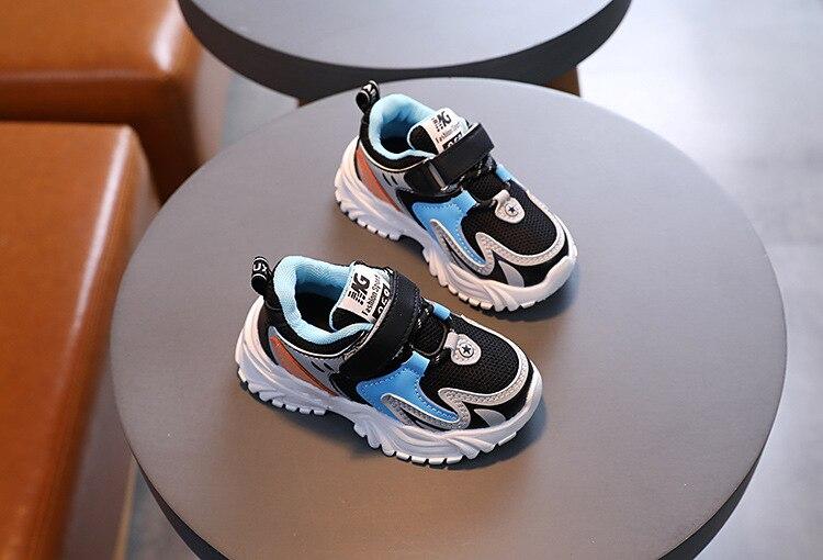 sapatos de fundo macio tênis tenis infantil