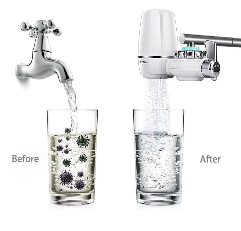 Filtros de água