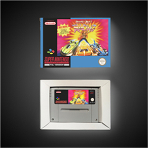 Image 1 - Rock N Roll Racing EURการกระทำเกมการ์ดขายปลีกกล่อง