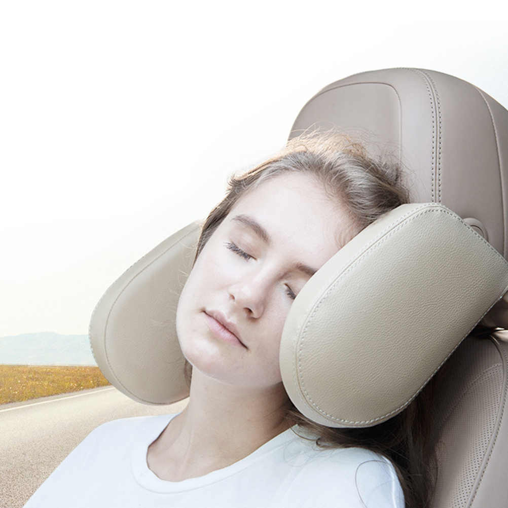 Car Neck Cushion Seat Headrest Pillow Support Head Restraint Seat ...