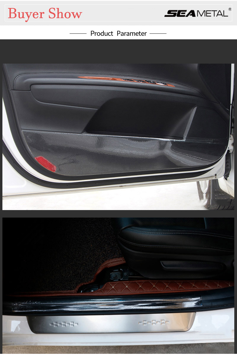 Image 5 - Car Door Protectot Sticker 15cm x 3Meters Rhino Skin Protective Film Car Bumper Hood Paint Protection Stickers Anti Scratch Film-in Car Stickers from Automobiles & Motorcycles