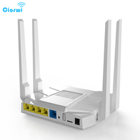 Cioswi High Speed Dual Band Wireless Wifi Router With 3G 4G LTE Modem SIM Card Slot For Travel Business High Gain Antenna