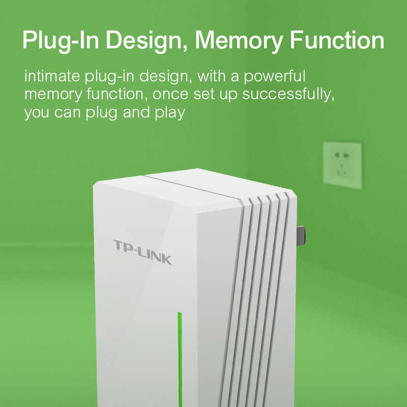 450Mbps Adattatore di Rete Powerline Ethernet PLC KIT adattatore di Alimentazione Adattatore di linea IPTV homeplug AV2 Plug and Play