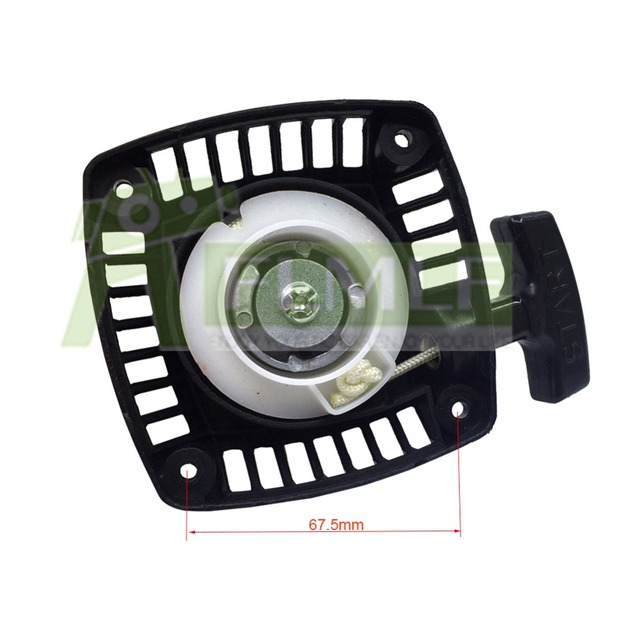 Pull Starter Metal Claw Centered Fit for 1/5 23cc 26cc 29cc 30.5cc Zenoah CY  Rovan HPI Baja 5B 5T 5SC Losi FG GoPed