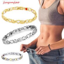 Magnetic Slimming Bracelet Fashionable Jewelry For Man Woman