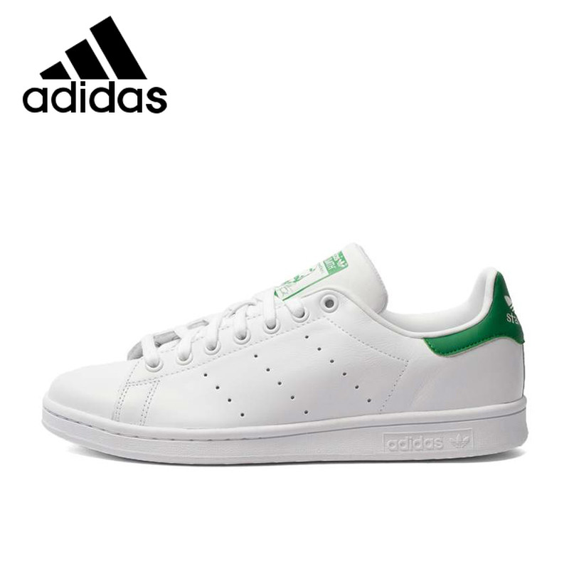 Original Adidas Clover Series Unisex Skateboarding Shoes Non-slip Wear Resistant Classic Good Quality Leisure Outdoor Sneakers image