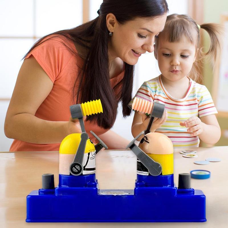 Sports Battle Toys Portable Assistant Growth Cognition Desktop Intellectual Parent-child Interactive Game Decompression Toys