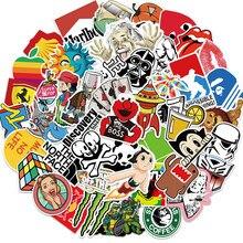Doodle Stickers 50pcs/pack Classic Fashion Style Graffiti Sticker Moto Car Suitcase Laptop Skateboard Stickers pegatinas