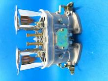 Carburador sherryberg 40 idf 40idf com chifre de ar