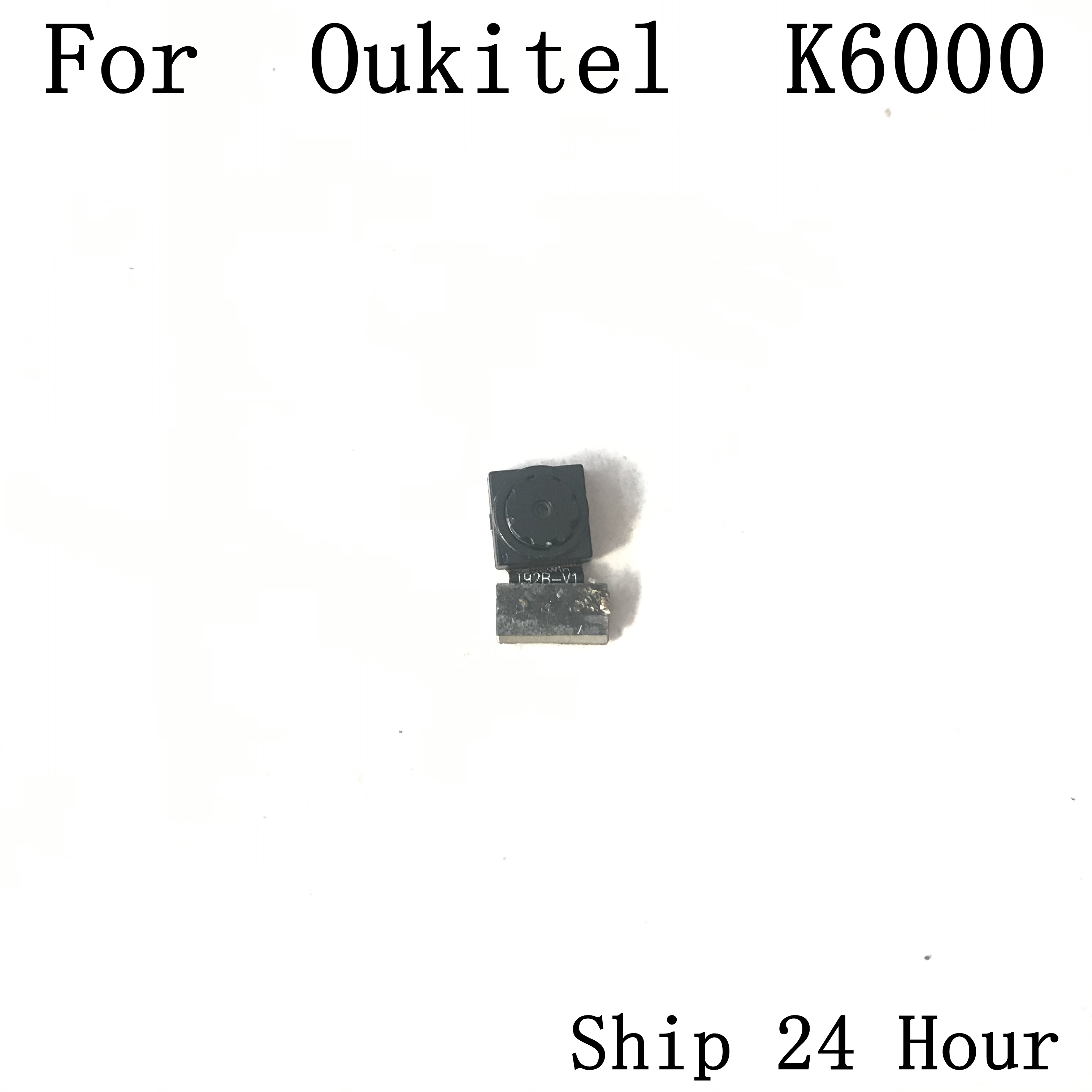 Used Front Camera 2.0MP Module For OUKITEL K6000 MTK6735 64bit Quad Core 5.5 Inch 1280x720 Free Shipping