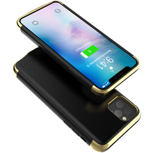 6000mAh For iPhone 11 XI Max 6.5 Inch XIR 6.1 inch Battery Charger Case External Backup Charging Power Bank XI Max Battery Cover