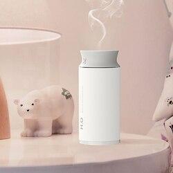 400ML Small Night Light Spray Humidifier Usb Car Mute Air Conditioning Room Desktop Office Car Car Aromatherapy w Nawilżacze powietrza od AGD na