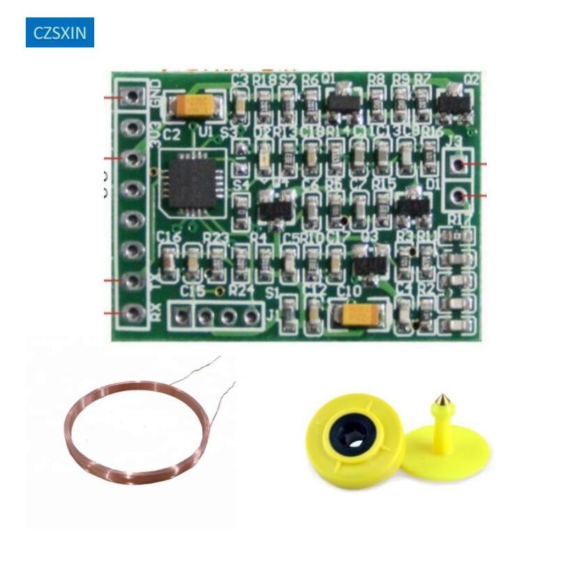 Fdx-b ISO11784/85 Reader 134.2KHZ LF Reader Rfid Antenna Animal Identification Passive Transmitter Tag Reader Customized Antenna