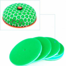 Замена зеленый Губка для супер мощности воздушный фильтр очиститель потока Универсальный