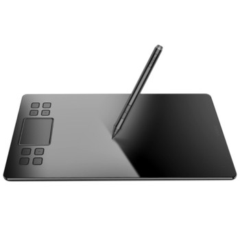 Graphic Drawing Tablet Ultra large drawing area Graphics Tablet 8192 Levels Drawing Board Battery-Free Pen 10x6inch Active Area фото