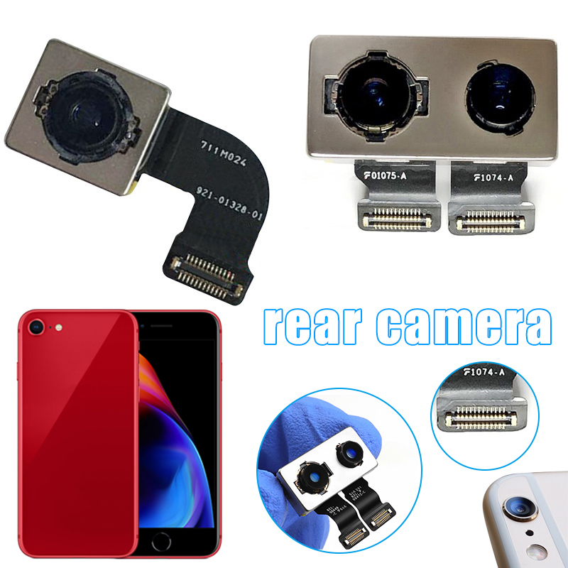 Tested Big Back Camera Flex Cable Rear Main Cam Module for iPhone 8/8 Plus LHB99