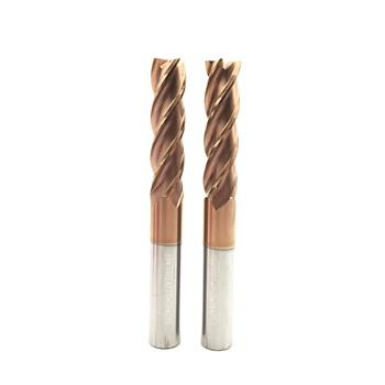 4 Flutes HRC55 Carbide end mill Milling Cutter Alloy Coating Tungsten Steel endmills cutting tool CNC maching Endmill 1 pack 8m r0 5 60l 8d 4 flutes micro grain solid carbide aitin coating cnc end milling cutter hrc 45 flat end mill knife