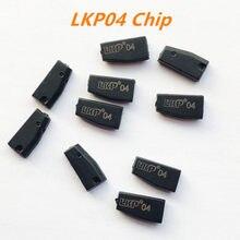 5 pces LKP-04 lkp04 cerâmica chip para toyota h-chave lâmina 128bit para h transponder chip