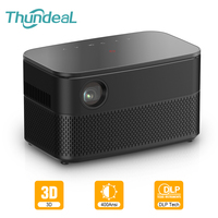 ThundeaL T616 Real Active 3D DLP Projector Android WiFi Smartphone Mini Projector Portable DLP LED Proyector Smart Home Cinema