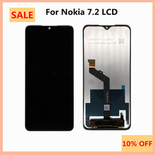 """5.5"""" LCD Display For Nokia 7.2 TA 1198 TA 1200 LCD Display Touch Screen Digitizer Assembly For Nokia 7.2 LCDs"""