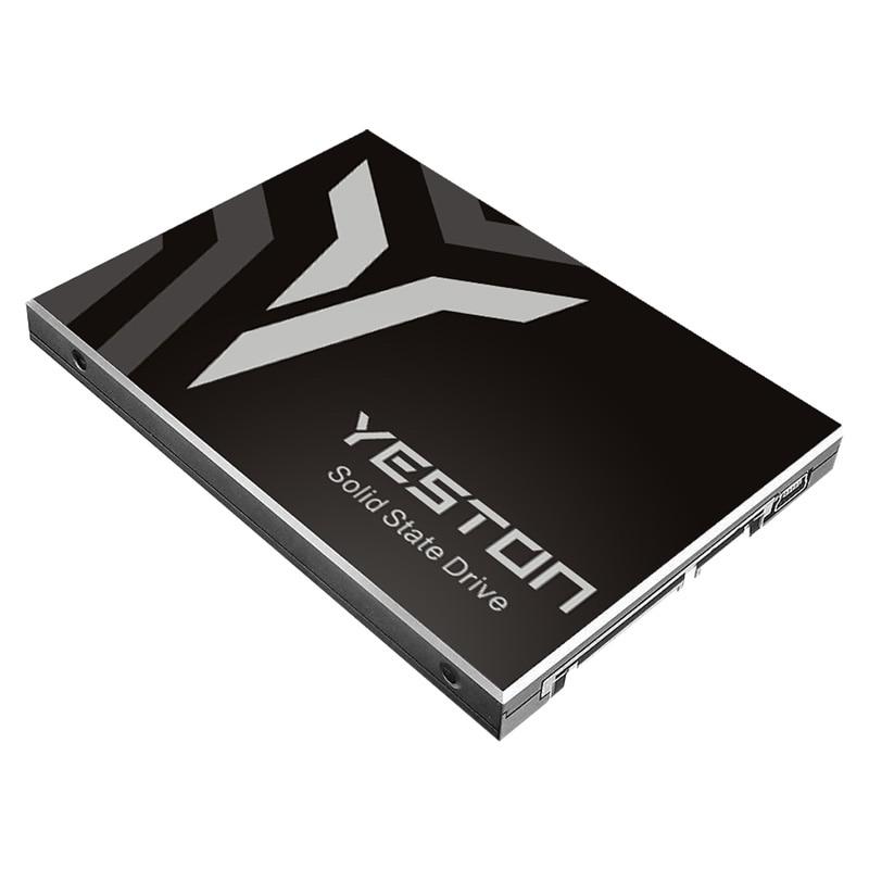 YESTON SSD SATA3 2.5 Inch 60GB 120G 240GB 250G 480GB 500GB 1TB Hard Drive Disk Notebook PC HD HDD Hard Drive For Computer SSD