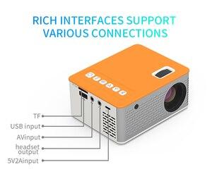 Image 5 - V20 עם UC28D מקרן SKYSAT V20 HD דיגיטלי לווין מקלט תמיכת H.265 HEVC CS Powervu ביס WiFi 3G סט תיבה עליונה