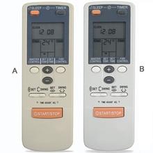 Con la función de calefacción aire acondicionado control remoto para fujitsu AR JW2 AR JW33 AR DL3 ARJW2 AR JW11 AR HG1