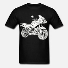 Mode R1100RS T-Shirt mit Grafik R 1100RS Motorcycyle Rally R 1100 RS Motorrad Fahrer T hemd