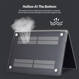 Image 5 - Dành Cho MacBook Pro Laptop 16 Inch, ốp Lưng Cho Apple Macbook Pro 16 2019 A2141 Bao Da Chống Xước Mờ Vỏ Bảo Vệ