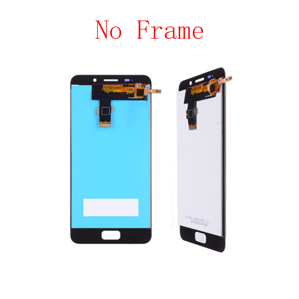 Original For ASUS Zenfone 3S Max ZC521TL X00GD LCD Display Touch Screen Digitizer Assembly For Asus ZC521TL Display with Frame in Mobile Phone LCD Screens from Cellphones Telecommunications