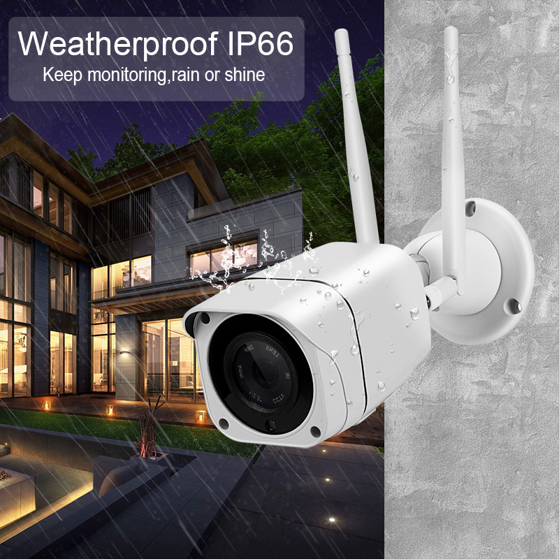 Image 2 - SANAN Outdoor IP Camera 5MP 2MP Waterproof CCTV Camera With GSM 4G SIM Card IR 25M Night Vision Wireless Security Camera Camhi-in Surveillance Cameras from Security & Protection