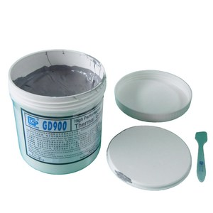 Image 3 - Net Weight 30/100/150/1000 Grams GD900 Thermal Grease Paste Plaster Heat Sink Compound for CPU/GPU/LED BX ST CN