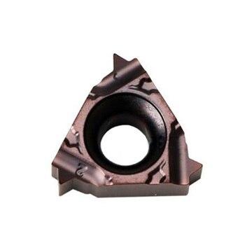 original kyocera 11IR 16IR 14BSPT-TF PR1115 19BSPT 11BSPT carbide inserts for SNR threading lathe tools 55 degree 11 16 ir BSPT