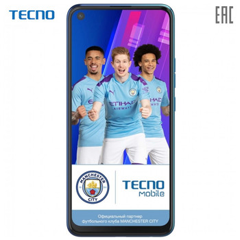 Купить Смартфон TECNO CC6 CAMON 12 air, 16,51 см (6.5дюйм) 1600 x 720, 2.0GHz, 4 Core, 3GB RAM, 32GB, 16Mpix+5Mpix/8Mpix