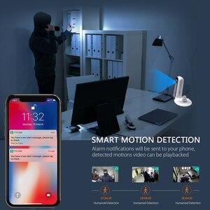 Image 2 - Jimi JH06 Wifi Camera1080P Drahtlose Video Überwachung Nachtsicht Home security Mit 30 Tag Kostenloser Cloud Für Indoor Baby Monitor
