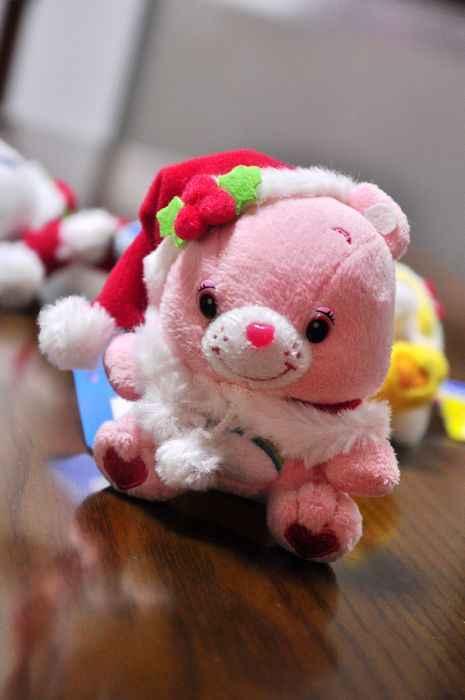 10-17cm 3 taille belle ours de soin figurine en peluche poupée belle Figure style adulte drôle jouet