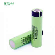 8/12/16pcs original NCR18650B 3.7V 3400 mah 18650 3400mah for rechargeable lithium battery